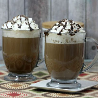 Mocha Cookie Latte