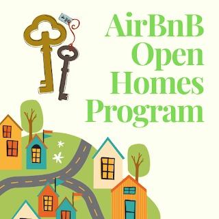 AirBnB Open Homes Program