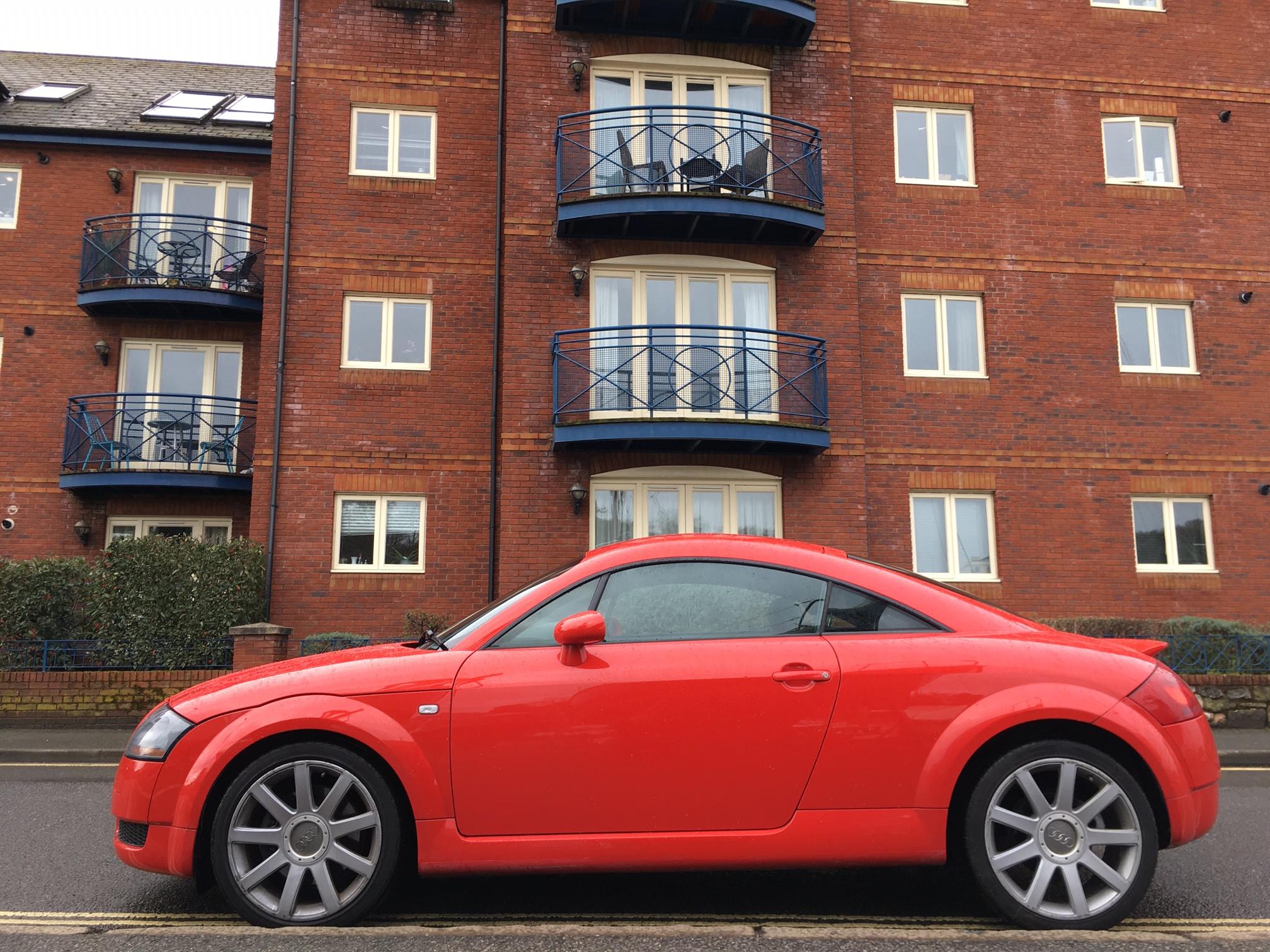 Audi Tt Hire Exeter