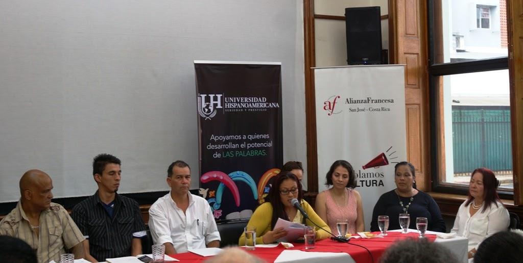 PRIVADOS DE LIBERTAD PRESENTARON SUS POEMAS EN LAS INSTALACIONES DE LA ALIANZA FRANCESA