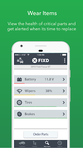 FIXD - Vehicle Health Monitor  screenshots 4