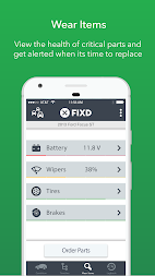 FIXD - Vehicle Health Monitor APK screenshot thumbnail 4