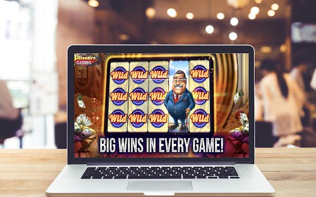 Billionaire Casino HD Wallpapers Game Theme