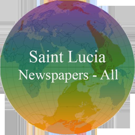 Saint Lucia Newspapers - Saint Lucia news app free (app)