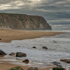 Portugal  by Gjunior Photographer - Landscapes Beaches ( nature, beach, cloud formation, landscape )