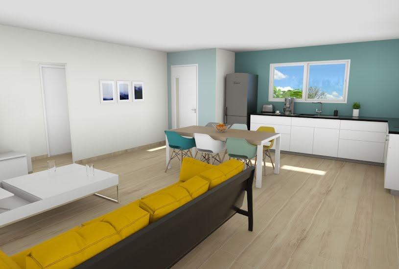 Vente Terrain + Maison - Terrain : 2700m² - Maison : 83m² à Oradour-sur-Glane (87520)