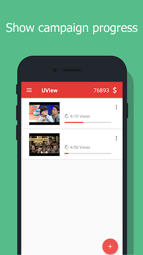UView - View4View - Get free views for video. screenshots 2