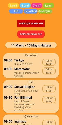 Eba TV Ders Programı screenshot 3