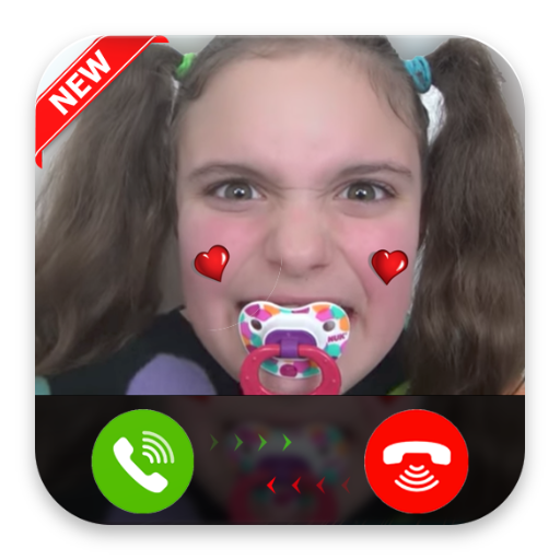 Call from Bad Baby Victoria Prank