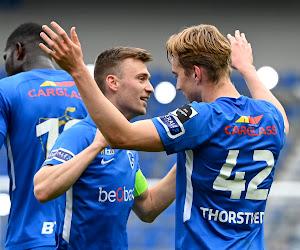 Kristian Thorstvedt de retour pour le déplacement à Anvers