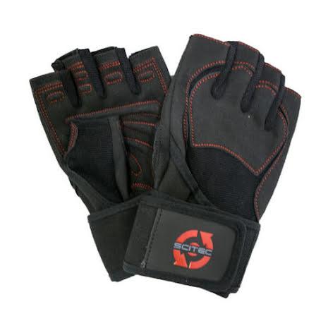 Handske Red Style