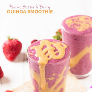 Peanut Butter Berry Smoothie Recipes