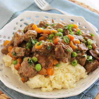 Beef Stew With Mashed Potatoes Recipes.