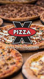 Pizza X - náhled