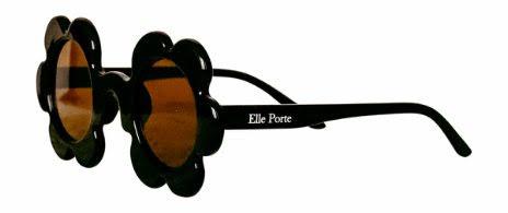 Solglasögon Bellis modell Liquorice
