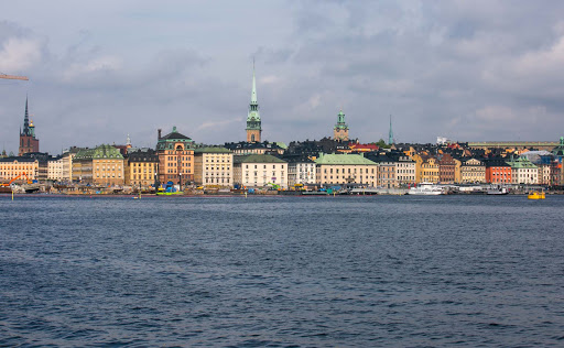 Gamla-stan-skyline-in-Stockholm.jpg - The waterfront of Gamla stan, the storied old town of Stockholm, Sweden.