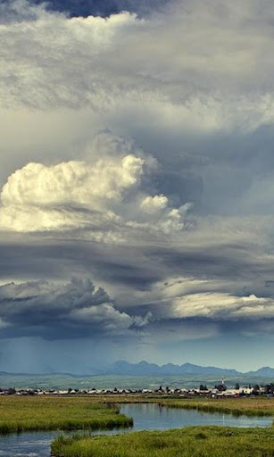雲の壁紙とテーマ