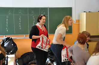 "Photo: Integrační aktivity na gymnáziu ""Fredro"" na ulici Milej."