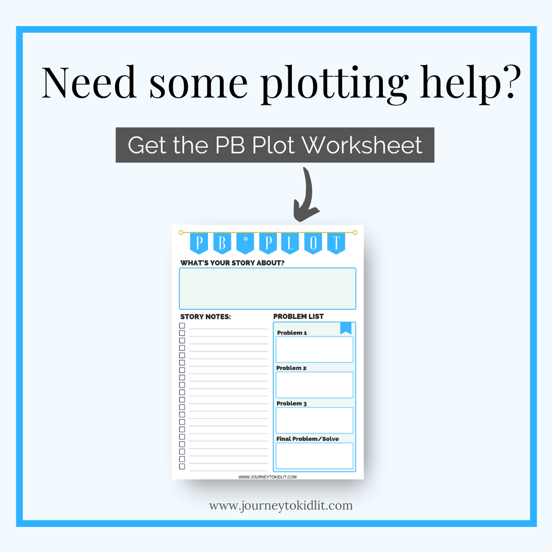 Picture Book Plotting Worksheet