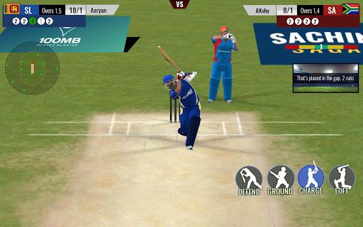 Sachin Saga Cricket Champions  screenshots 12