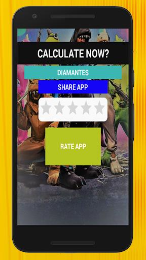 Diamond?Calculator for FreeFire 1.01.0121d screenshots 3