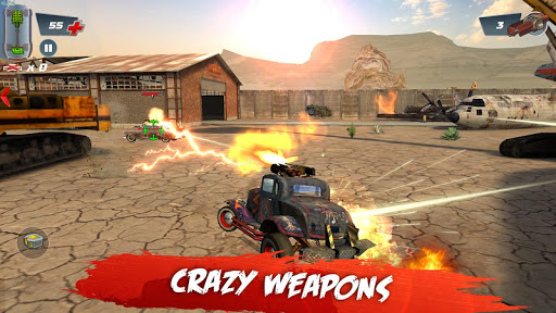 Death Tour -  Racing Action Game 1.0.37 screenshots 12
