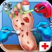 Foot Surgery Doctor Salon icon