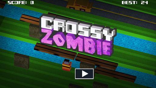 Crossy Zombie