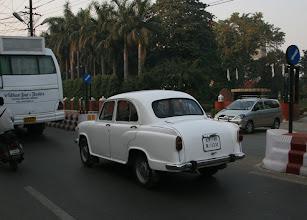 Photo: Tata-merkkinen auto (ei tosin se 1700 euron uusi malli)