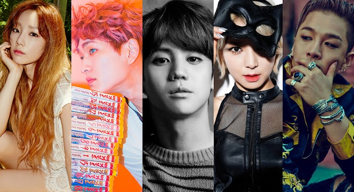 Music experts choose the best vocalists among idol groups