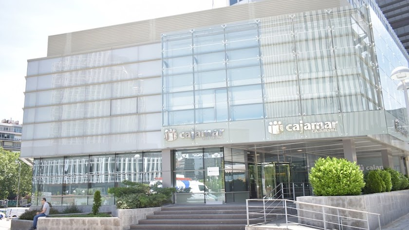 Edificio de Cajamar.