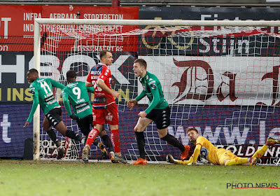 Cercle Brugge pakt drie gouden punten op het veld van KV Kortrijk en geeft rode lantaarn door