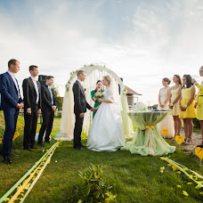 Wedding photographer Kaleriya Petrovskaya (lira192021). Photo of 11.07.2017