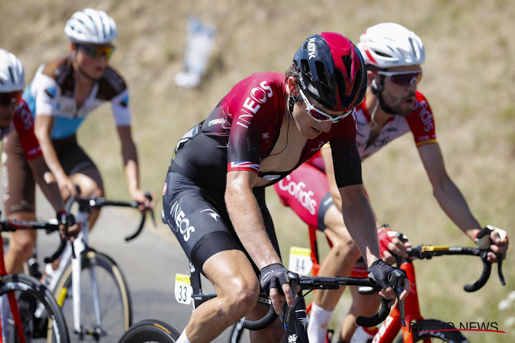 """Geraint Thomas richting topvorm voor Giro na 5e plek in Tirreno: """"Weet dat ik kan verliezen"""""""