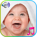 Cute Baby Sounds & Ringtones icon