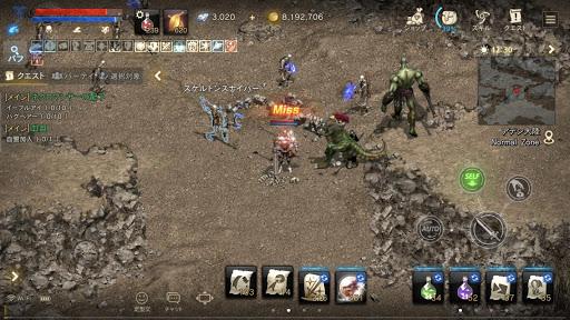 Lineage M(u30eau30cdu30fcu30b8u30e5M) android2mod screenshots 6