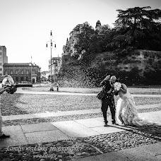 Wedding photographer Francesca Gaudenzi (FrancescaGauden). Photo of 01.11.2016