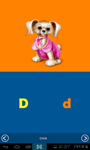 android Kids Preschool Learning Screenshot 0