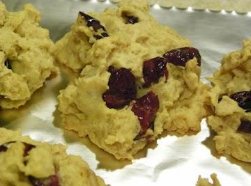 Orange-raisin (oats) Drop Cookies (diabetic) Recipe