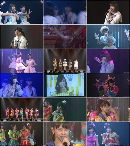 (LIVE)(公演) NMB48 チームN「ここにだって天使はいる」公演 本郷柚巴 生誕祭 160212