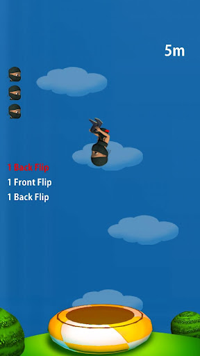 トランポリン忍者|玩街機App免費|玩APPs