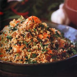 Fried Rice with Thai Basil (Khao Pad Bai Kraprow) Recipe