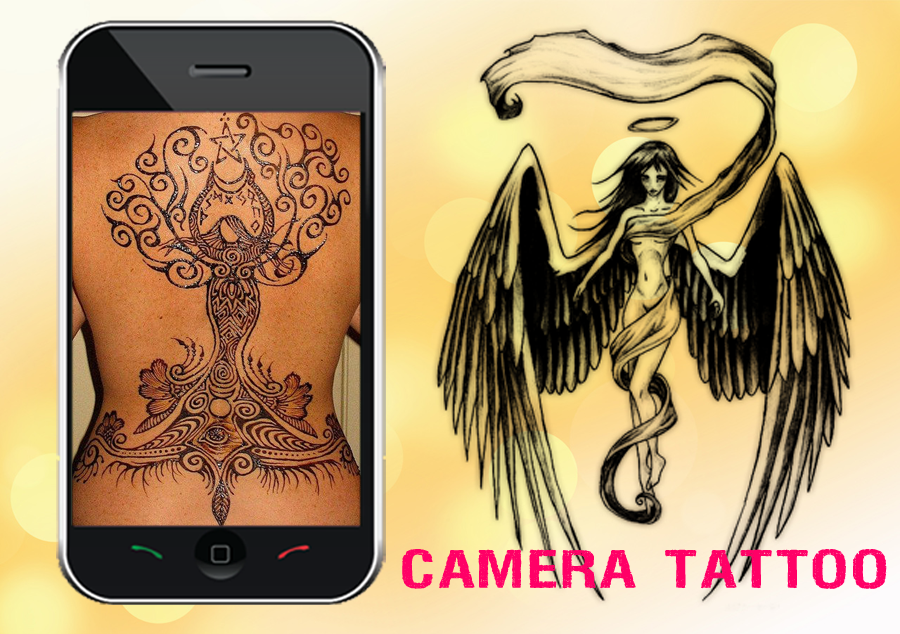 Tattoo Camera Editor Android Apps On Google Play