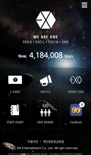 EXO-L 1.1.1 app download 2