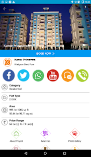 Kumar Properties- screenshot thumbnail