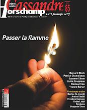 Photo: © Olivier Perrot Cassandre 85 www.horschamp.org