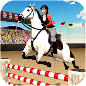 Ultimate Horse Stunts & Real Run Simulator 2017