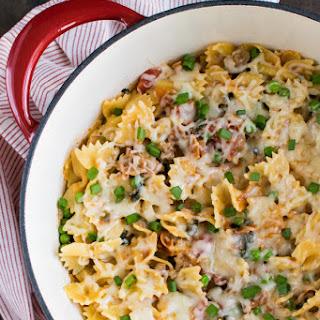 Cheesy Italian Pasta