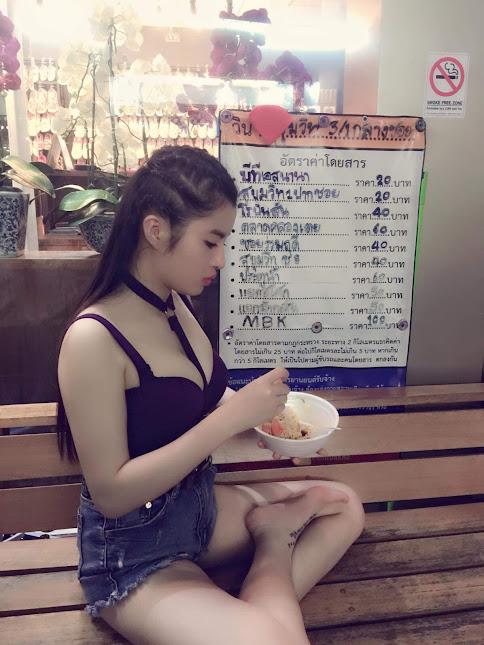 DJ Su Tây (Phan Lê Kim Phú), hot girl DJ 5
