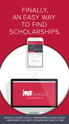 Scholly screenshot